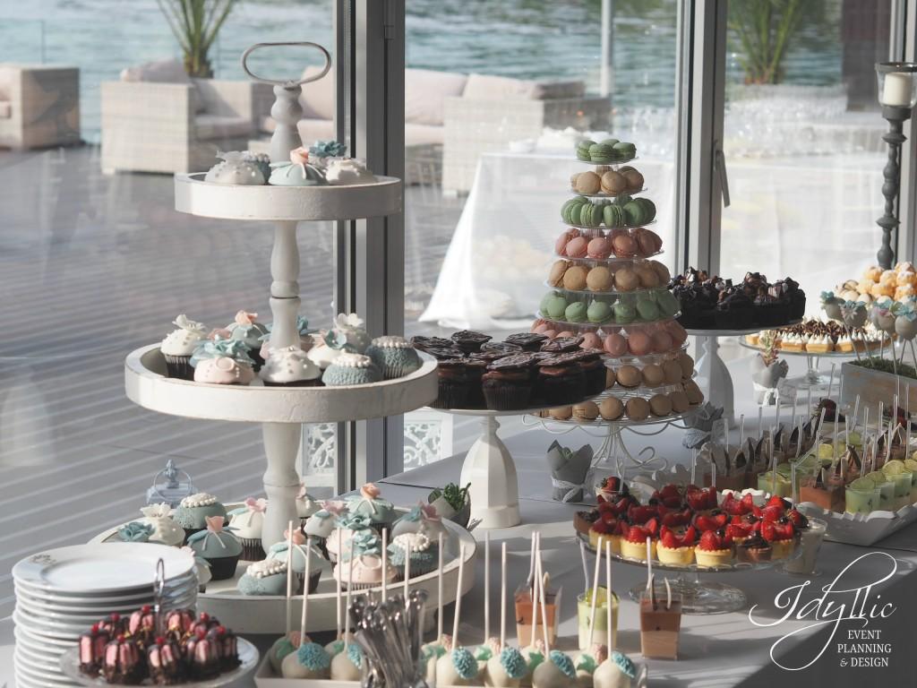 Candy bar la Club Snagov