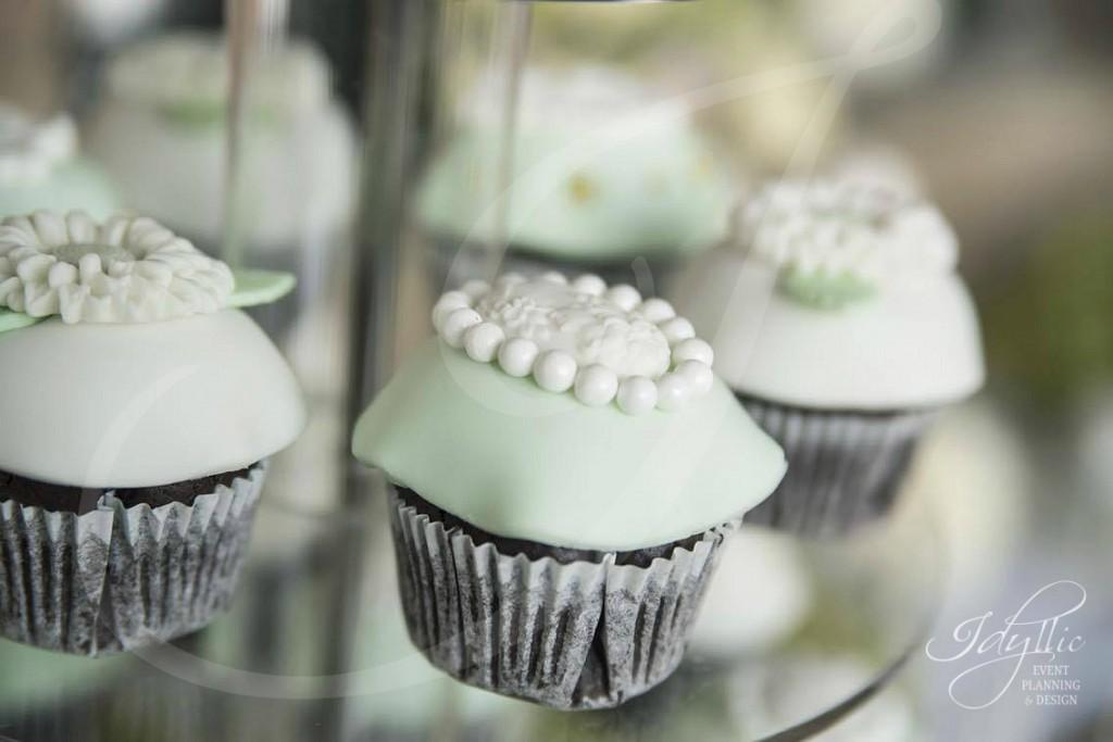 cupcakes decorate vernil