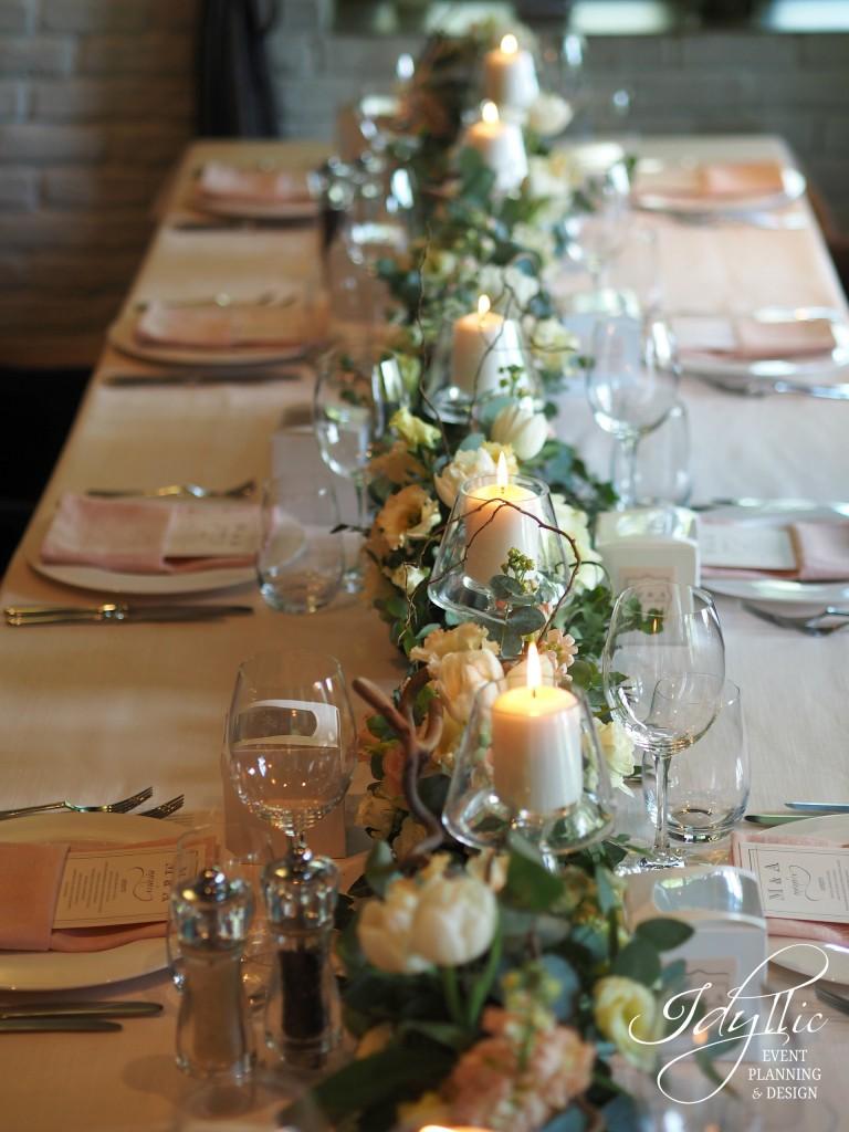 decor nunta Diplomat Herastrau
