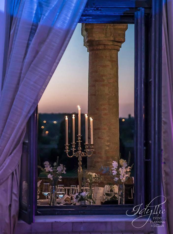 design nunta Palatul Mogosoaia