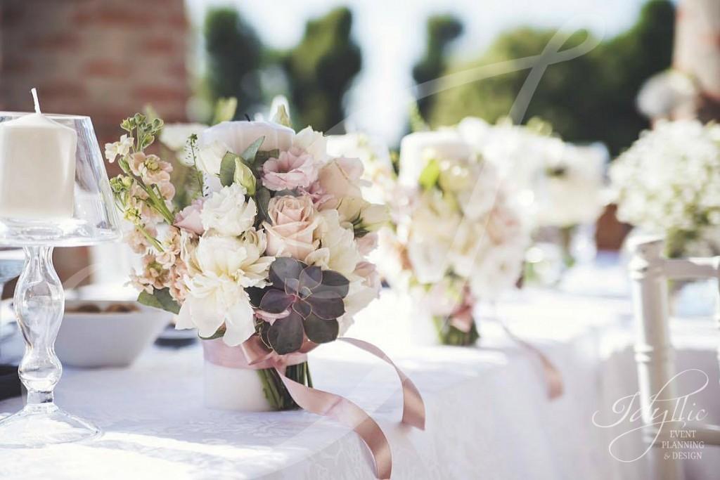 lumanari scurte nunta