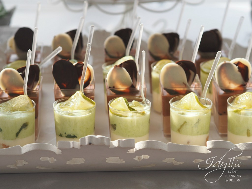 Mousse candy bar