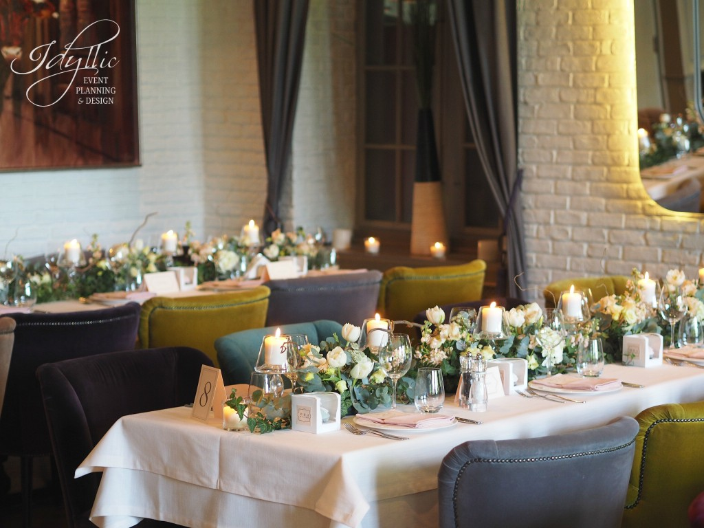 organizare si design nunta Idyllic Events