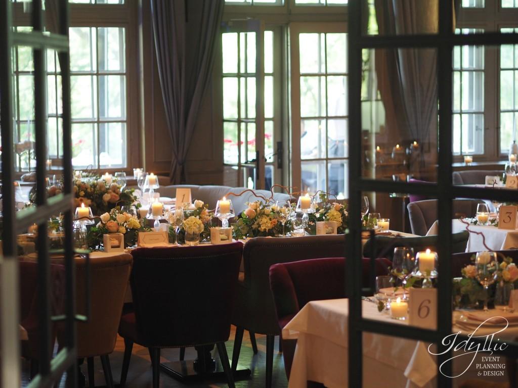 organizare si design nunta by Idyllic Events