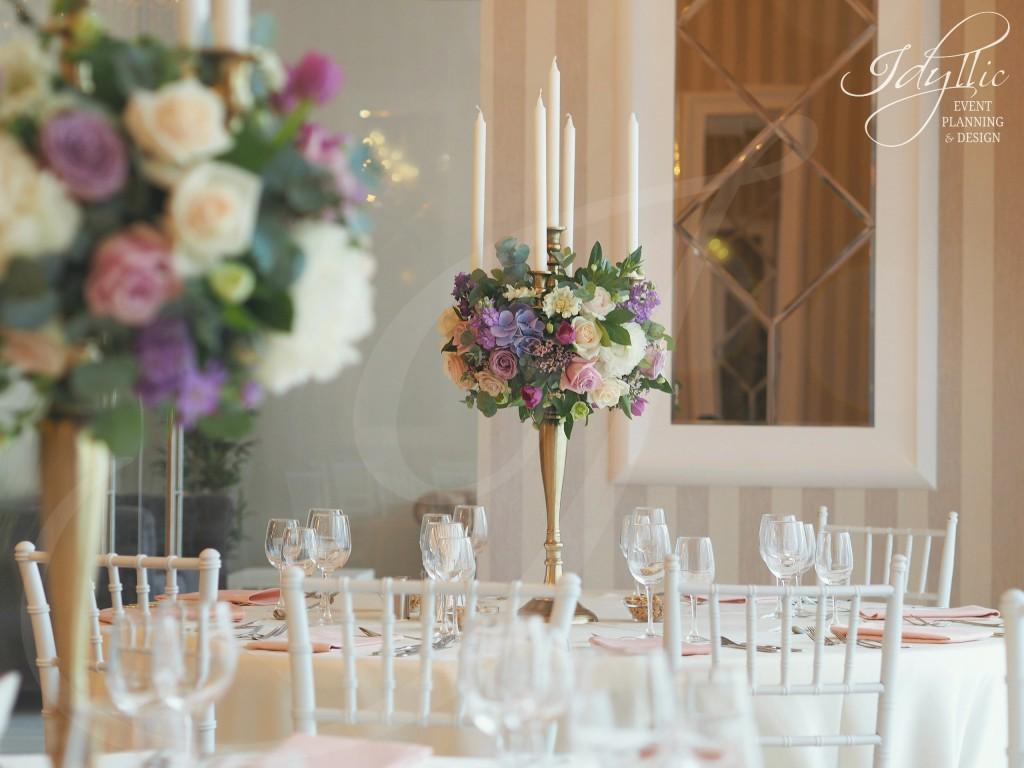 Organizare nunta decor sfesnic