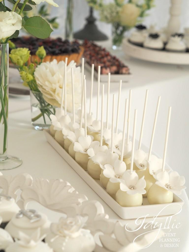 popcakes decorate candy bar idyllic