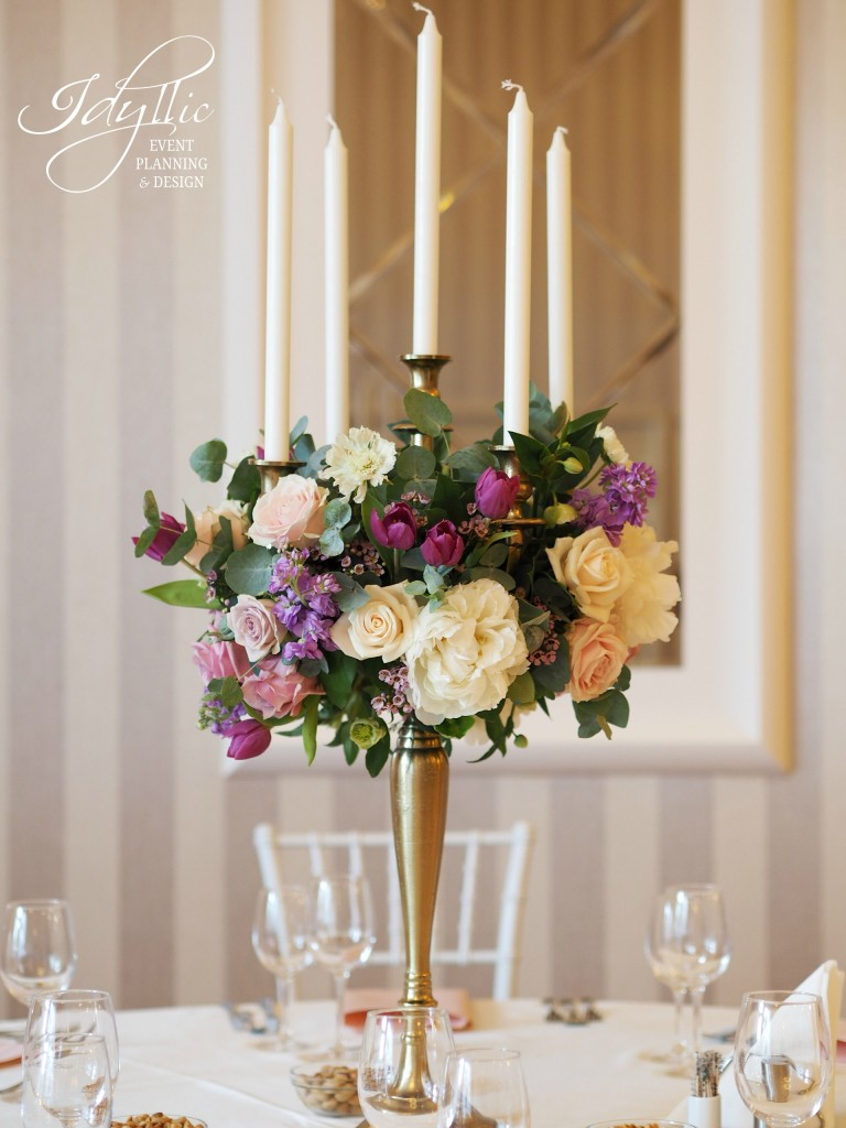 design floral sfesnic nunta