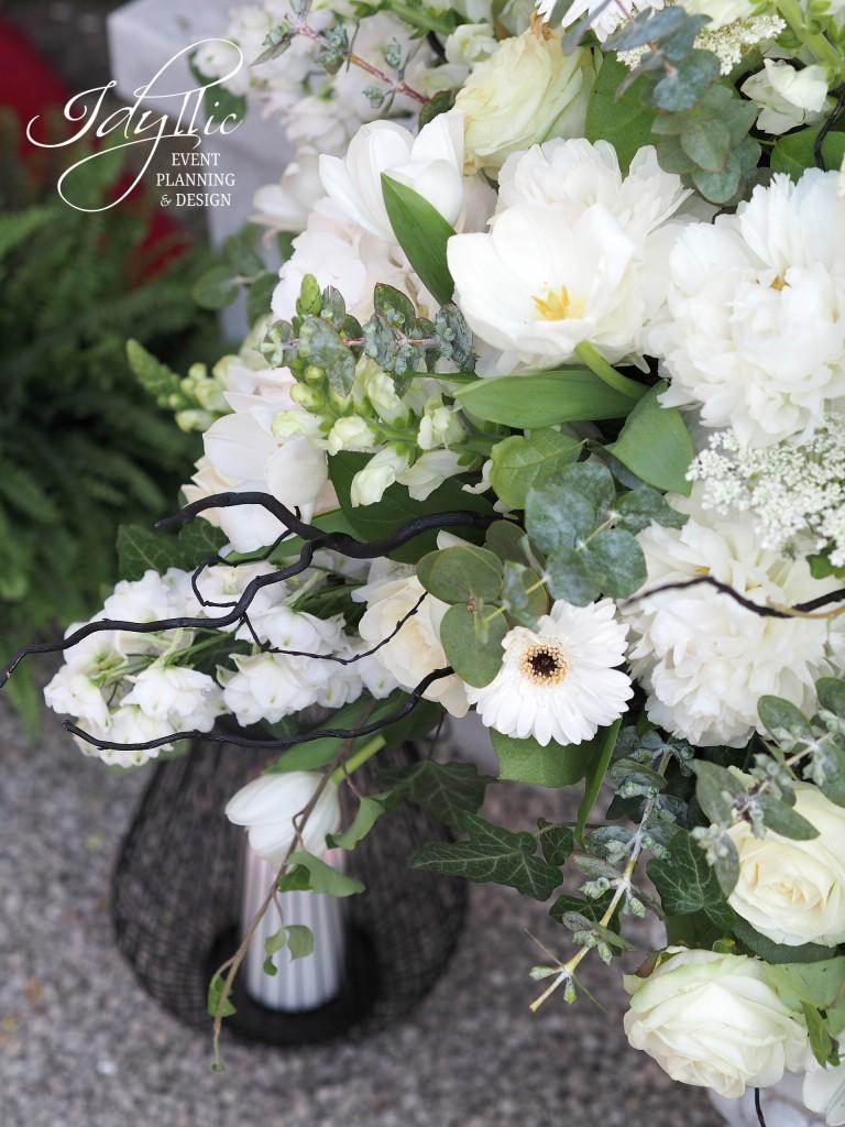 detalii design nunta Idyllic Events