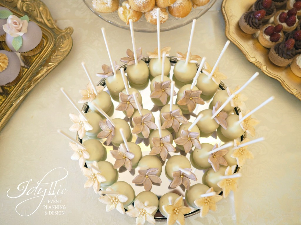 Popcakes candy bar nunta