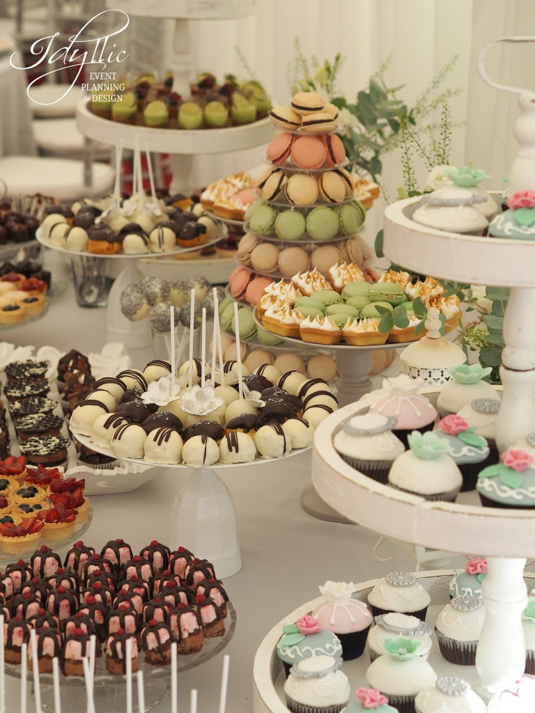 Candy bar by idyllic events