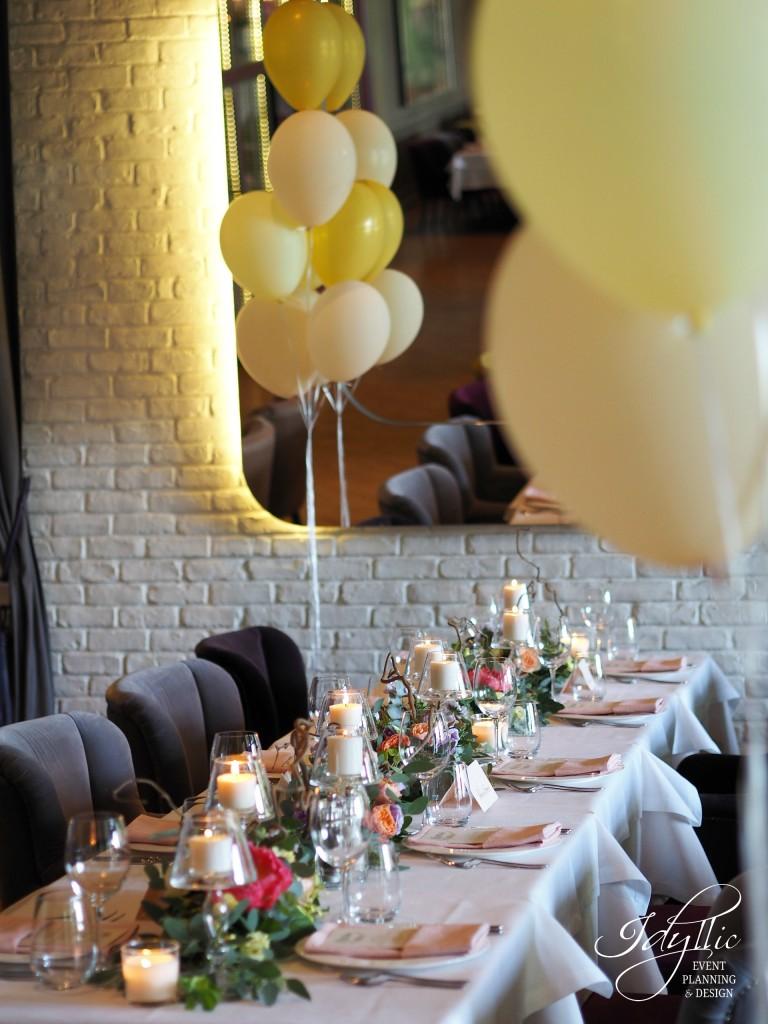 Design botez restaurant Diplomat
