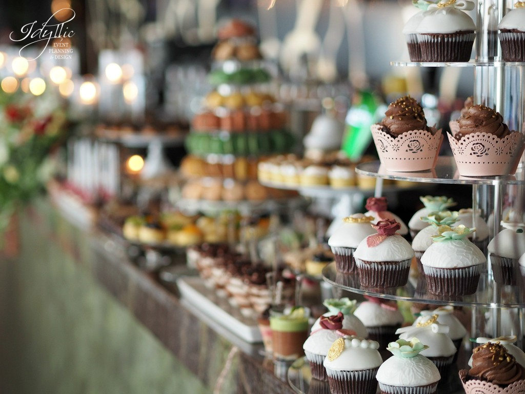 Candy bar eveniment by Idyllic Events