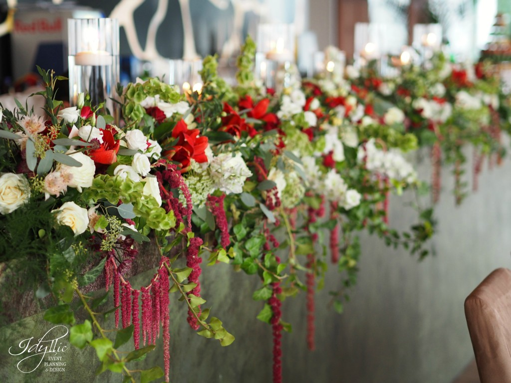 Design floral nunta Idyllic Events