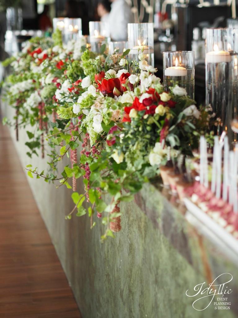 Design nunta Idyllic Events la 18 Lounge