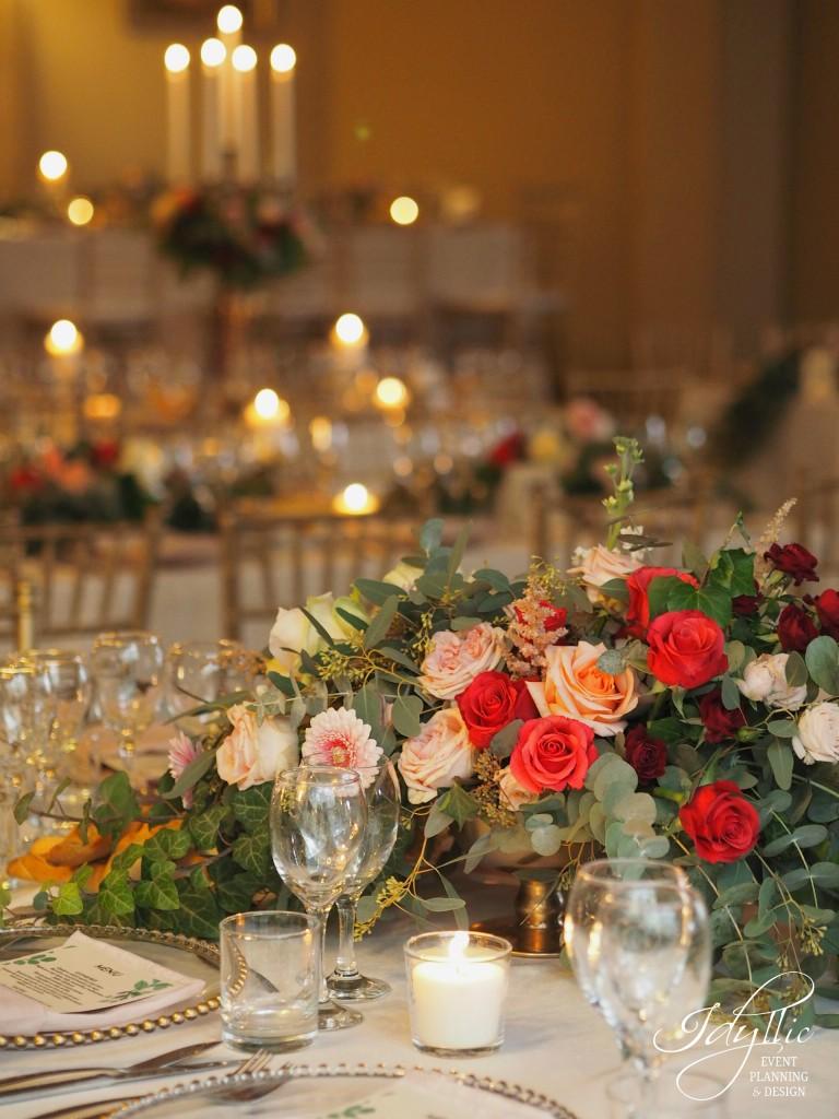Atelier floral nunta Idyllic