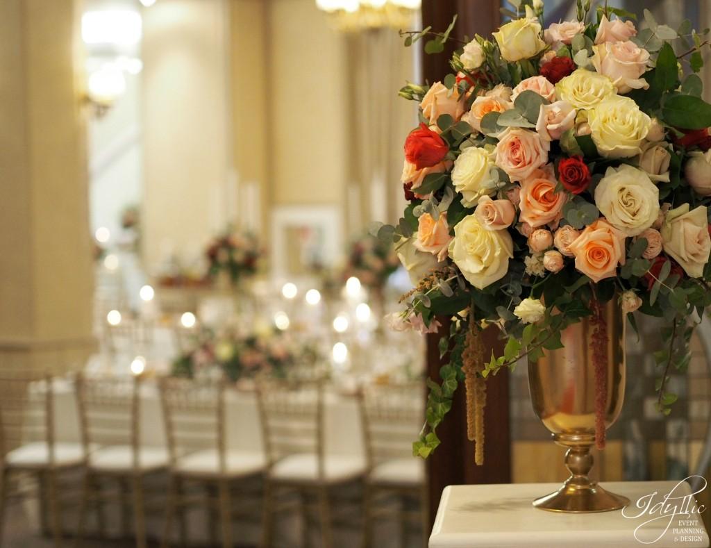 Decor floral nunta Idyllic