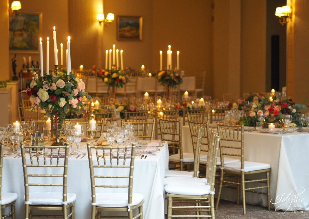 Decor nunta aranjamente florale