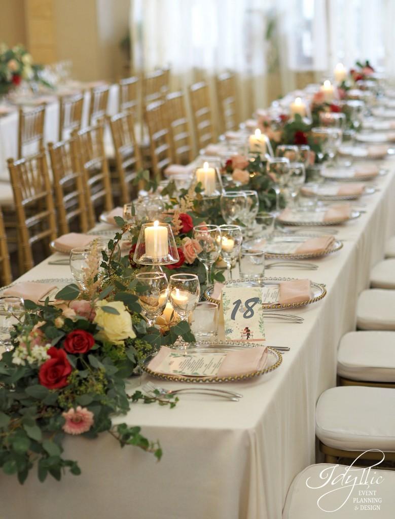 Decor nunta si aranjamente florale