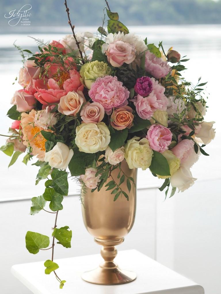 Aranjament floral eveniment