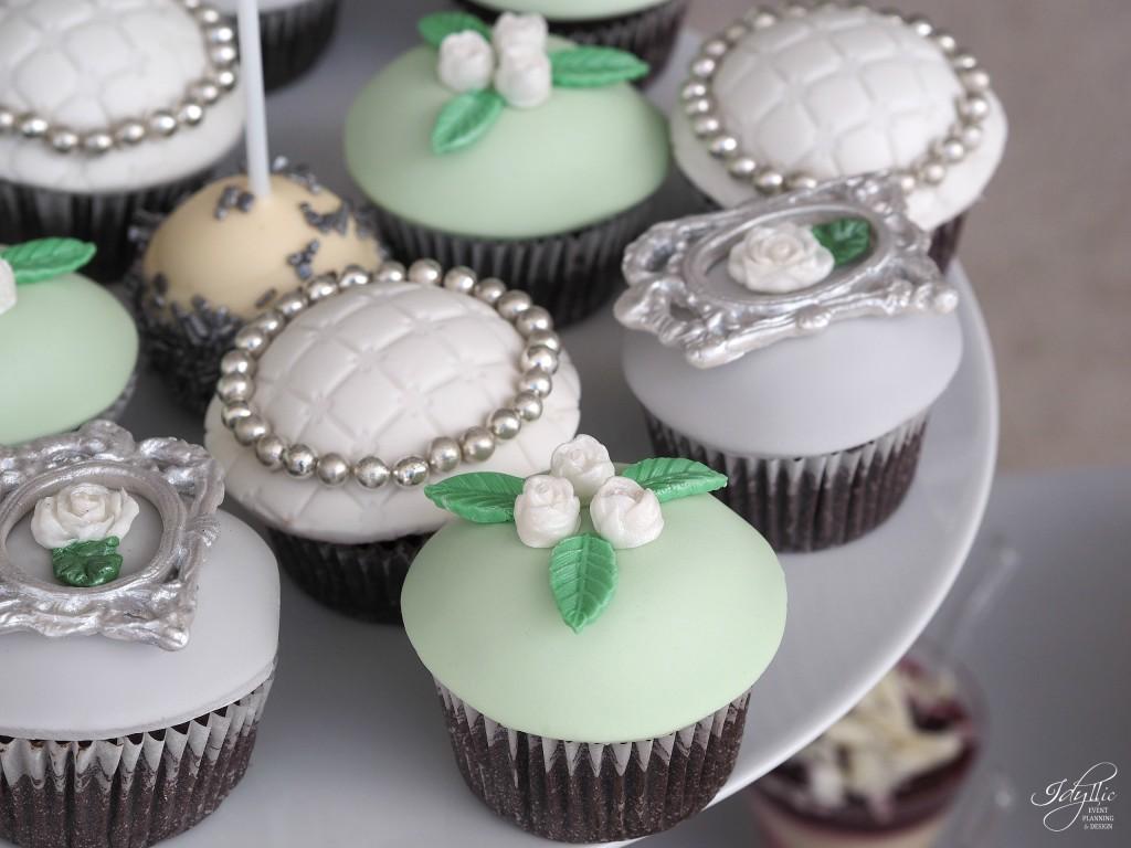 Cupcakes candy bar