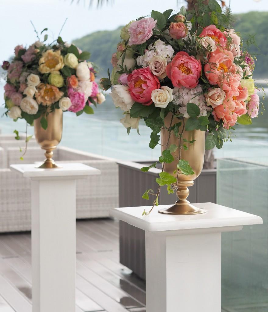 Decor nunta idyllic