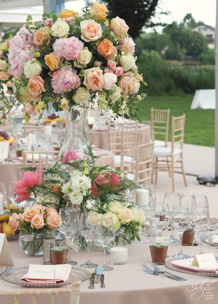 Decor nunta mogosoaia