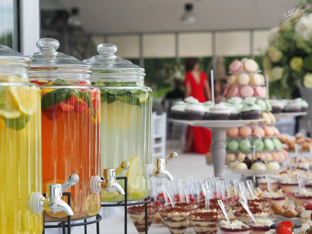 Lemonade bar nunta