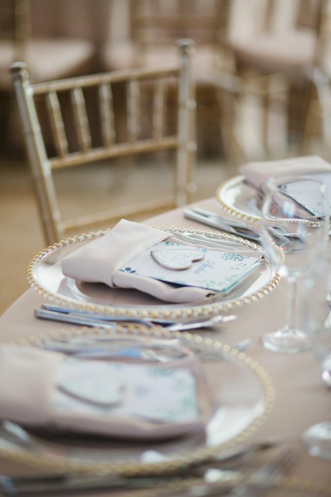 Detalii masa nunta