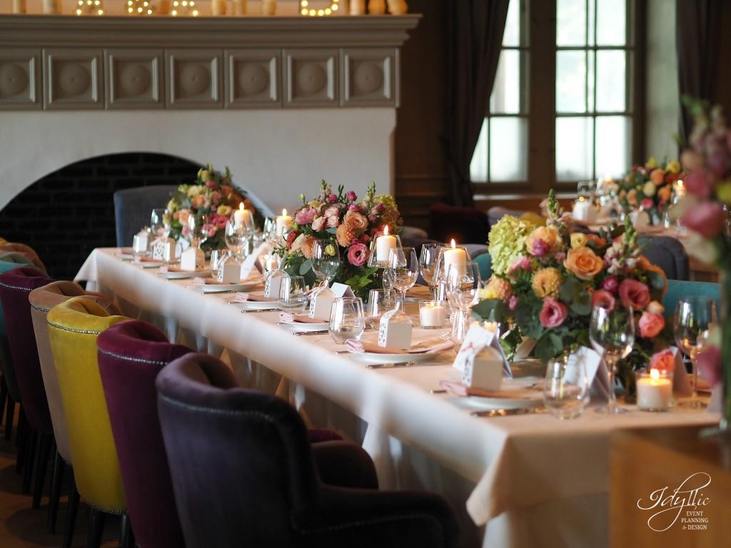 Nunta idyllic restaurant diplomat