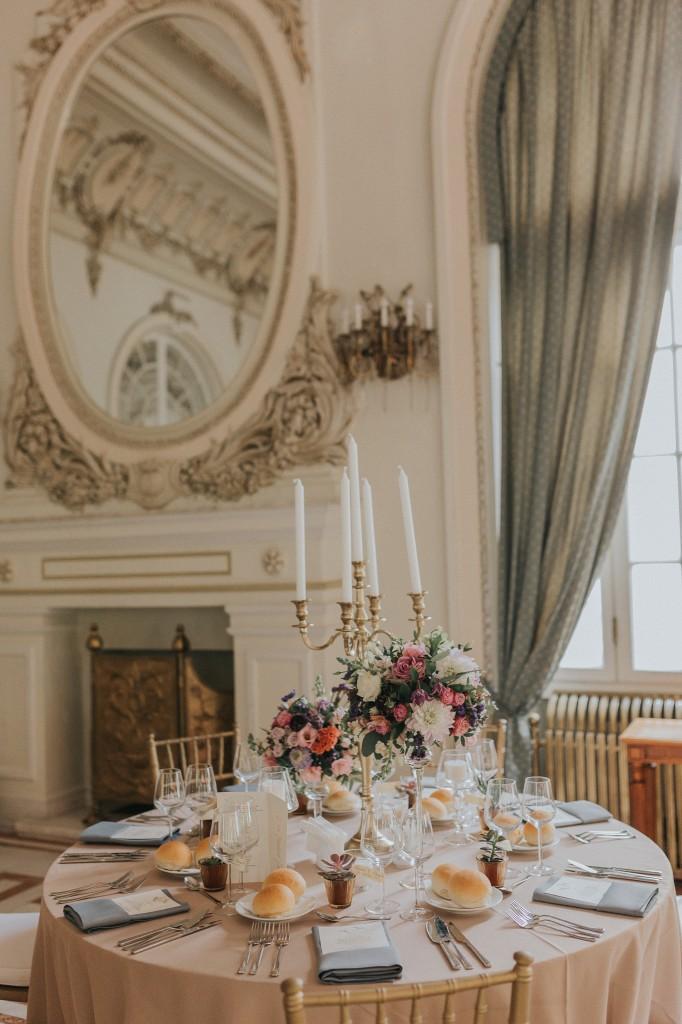 Aranjament floral Casino Sinaia