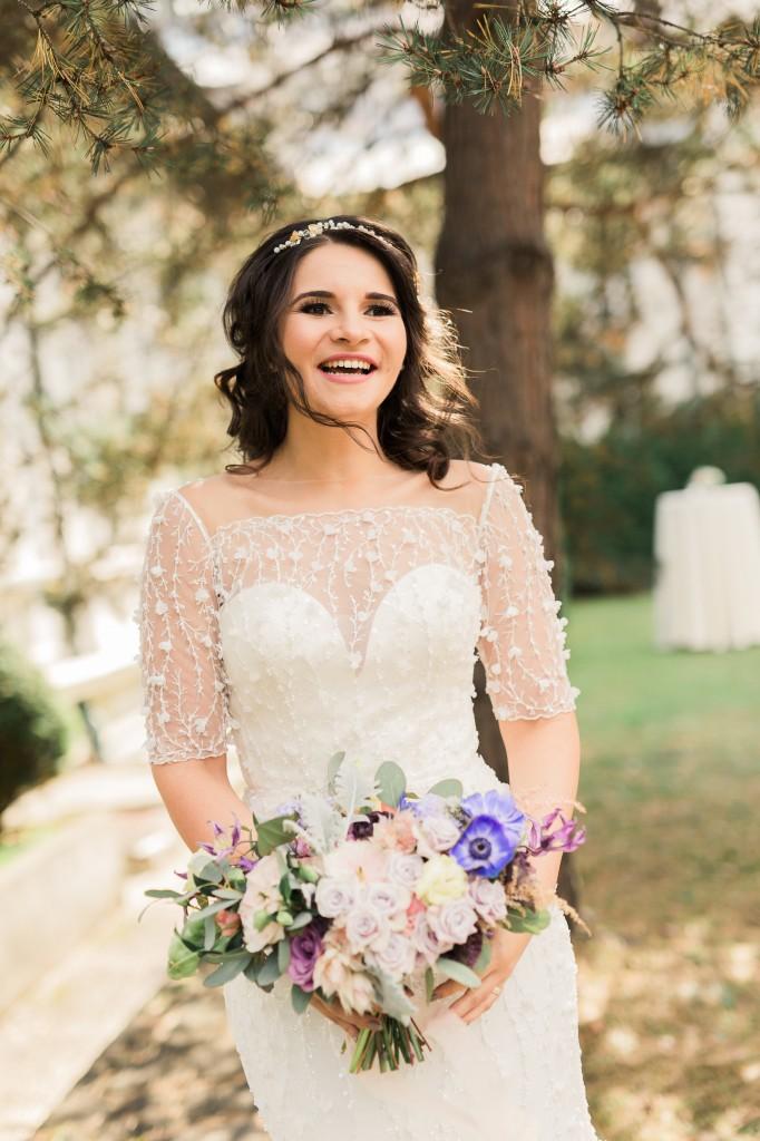 Buchet nunta Cazino Sinaia