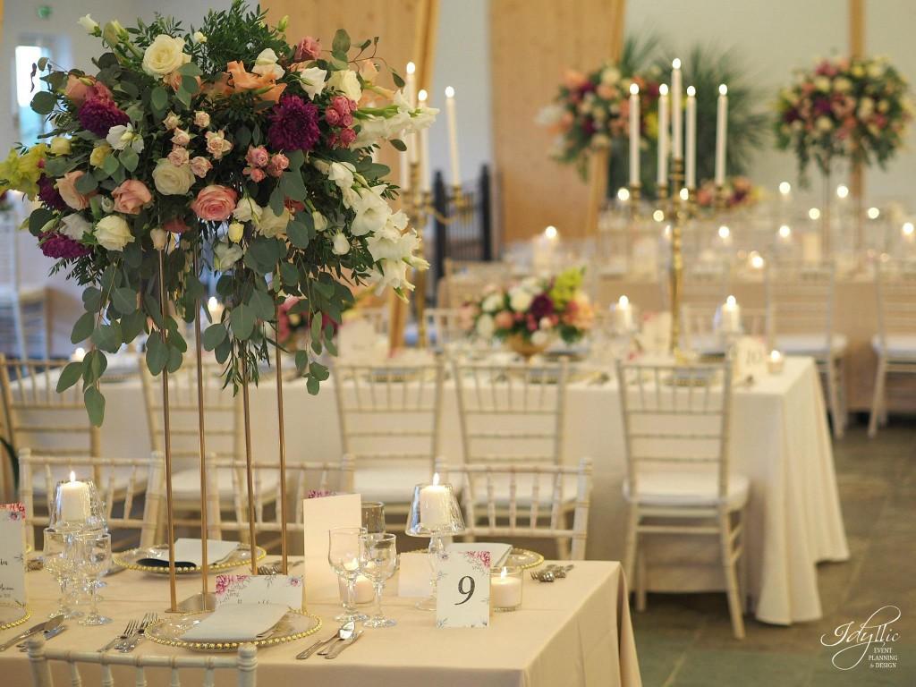 Decor floral nunta