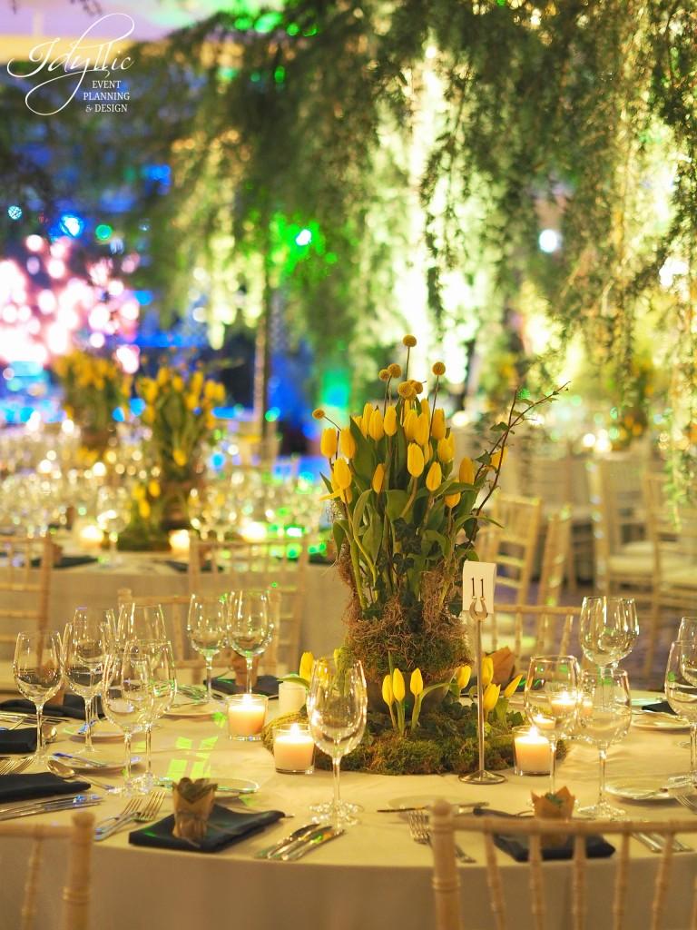 Botez idyllic events