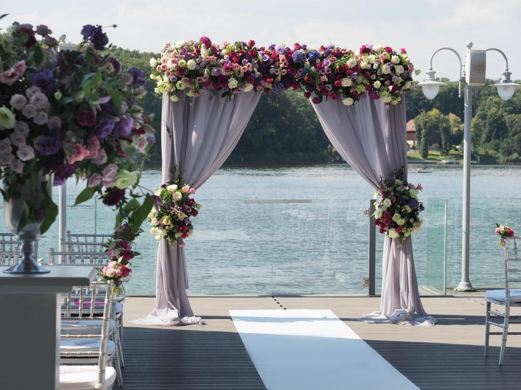 Ceremonie nunta snagov club