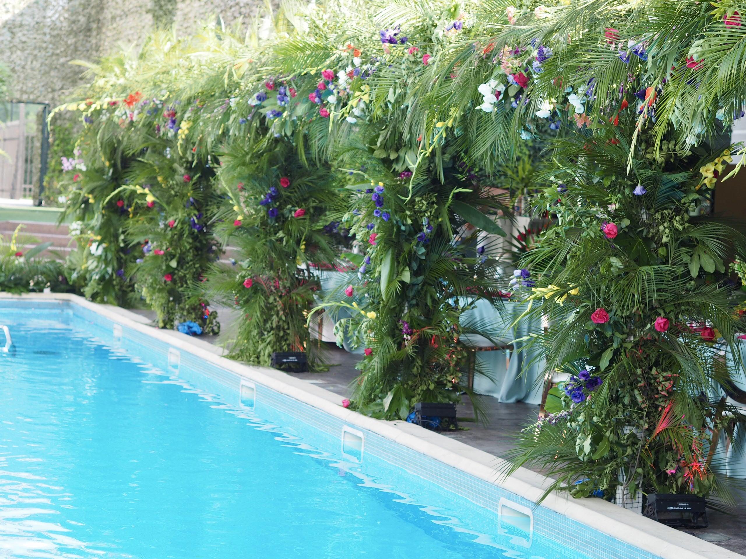 Aranjamente florale exotice