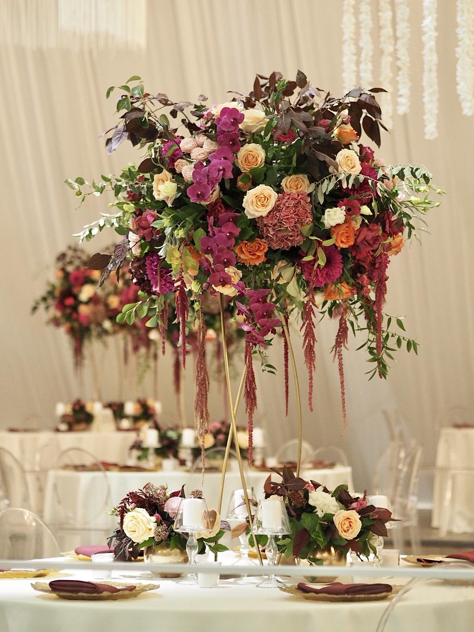 Aranjamente florale nunta Ego