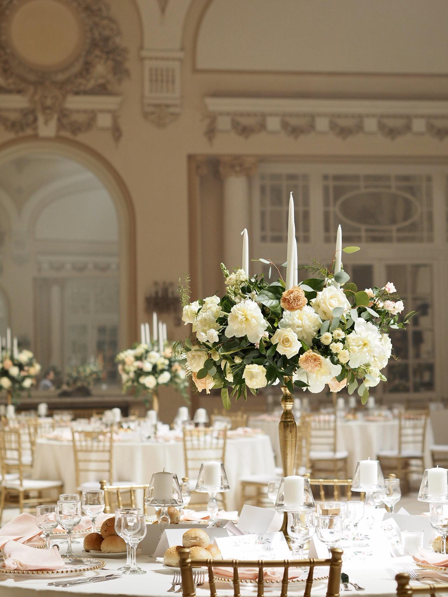 Aranjamente florale sfesnice nunta