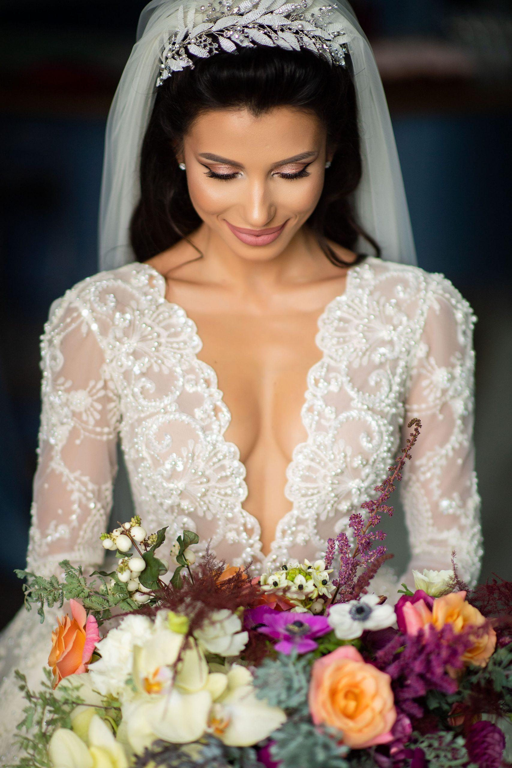Buchet mireasa nunta Ego Mamaia