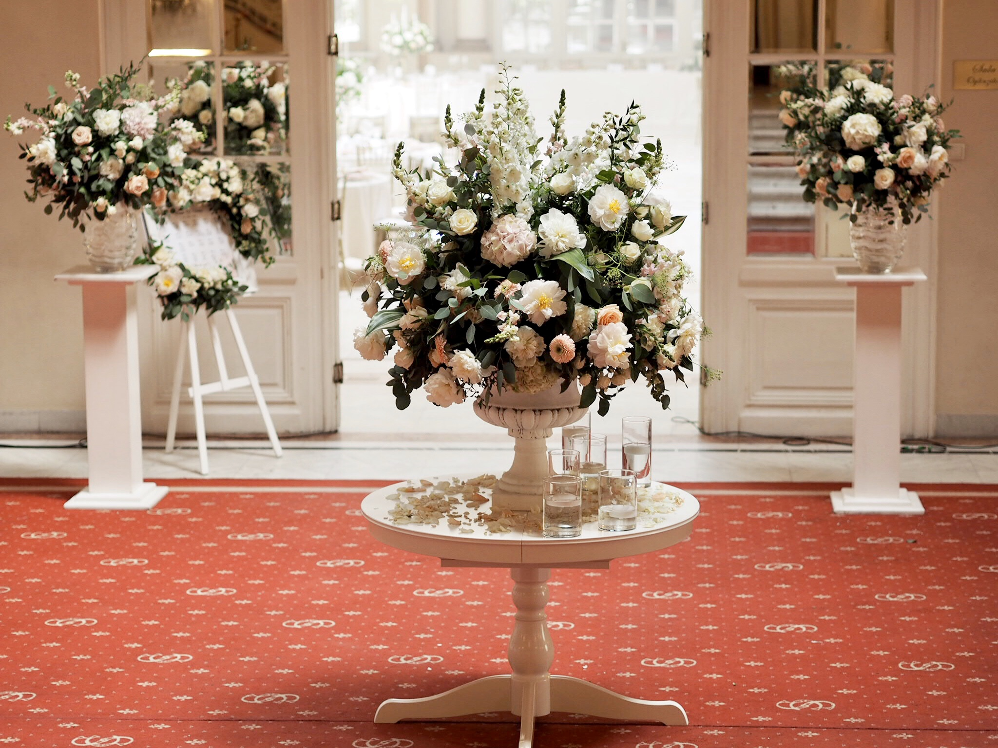 Design nunta Casino Sinaia