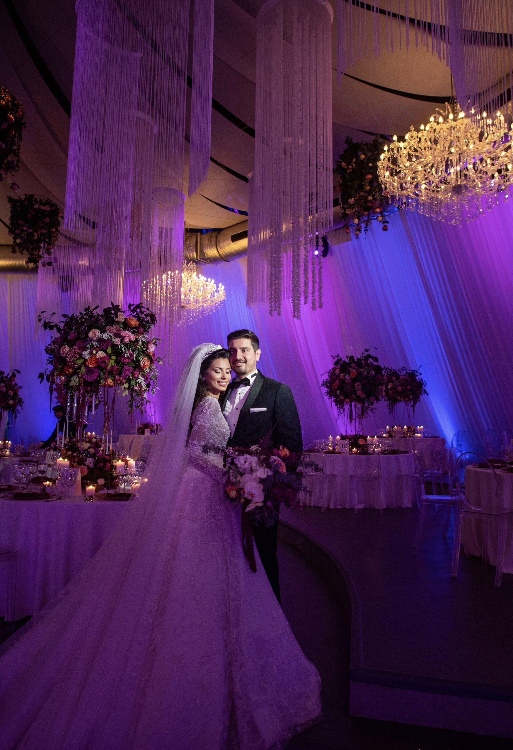 Nunta Ego Idyllic Events, Organizare nunta