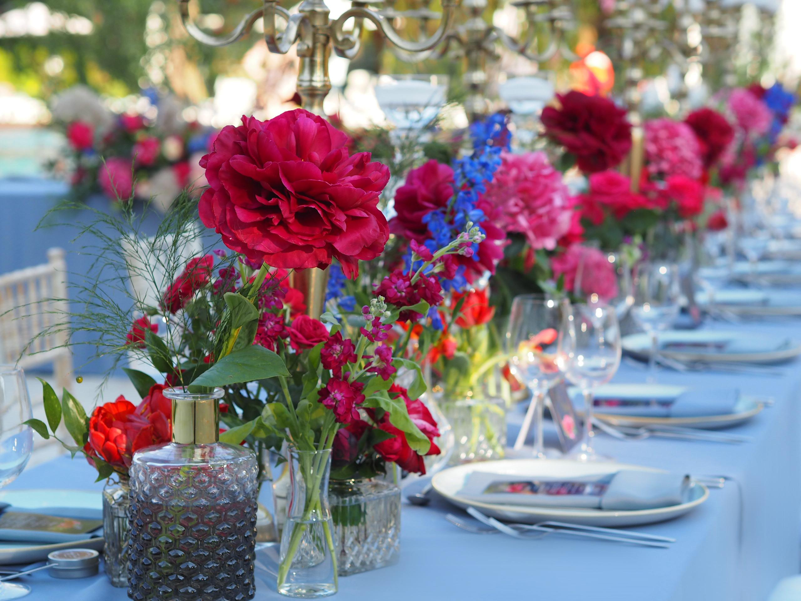 Organizare eveniment Flavours in the Garden
