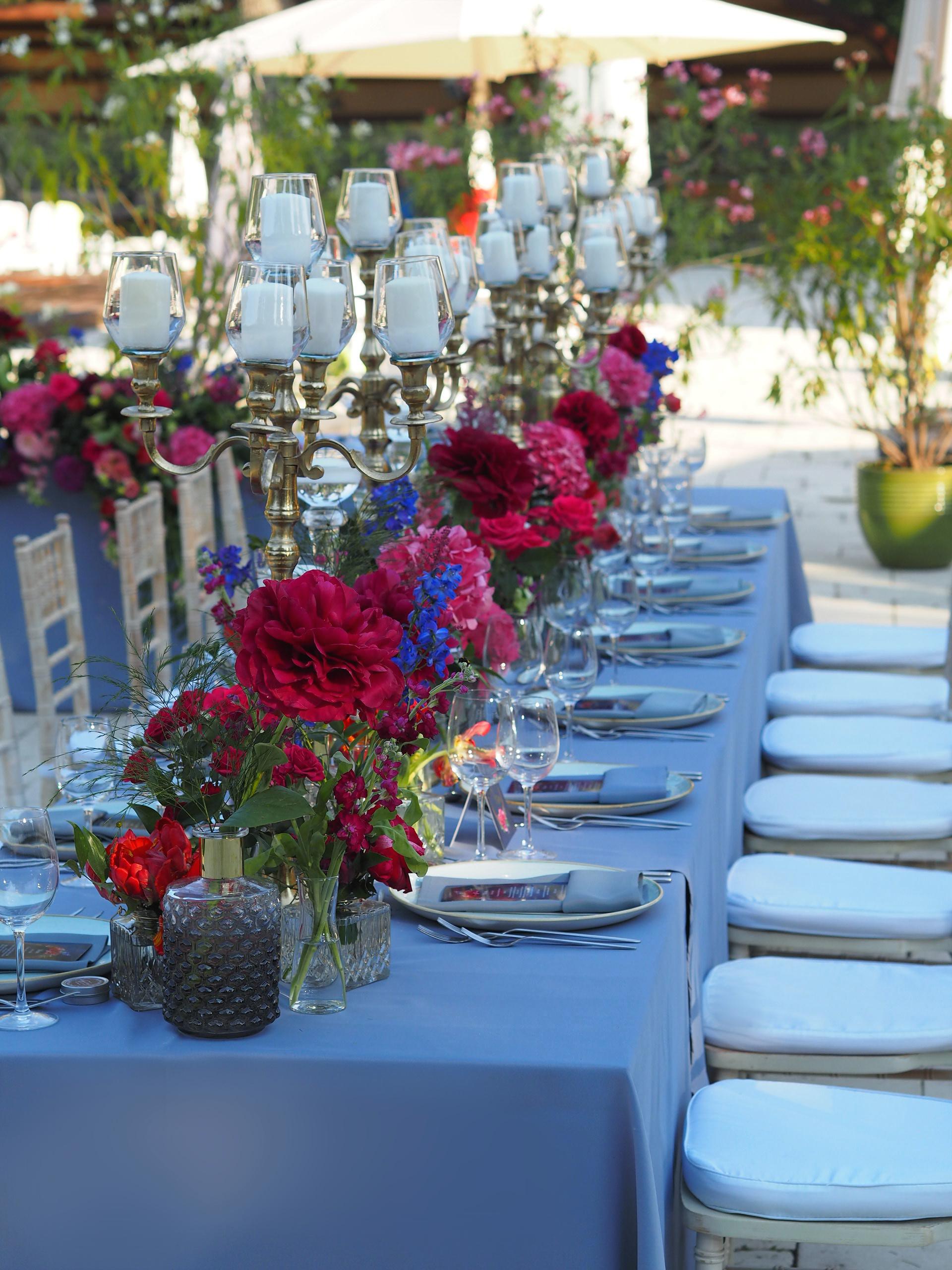 Organizare nunta Flavours in the Garden Bucuresti