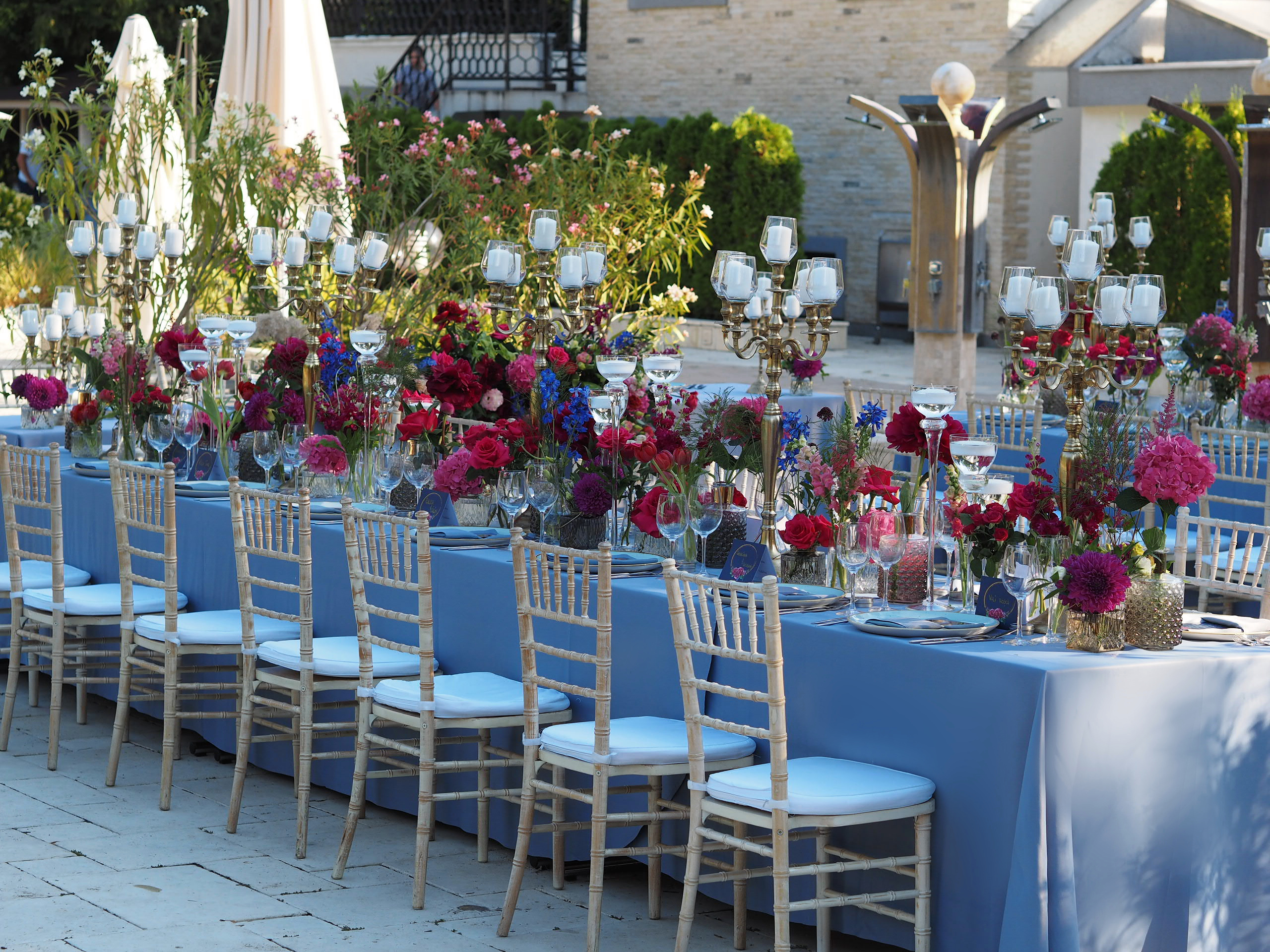 Organizare nunta Flavours in the Garden