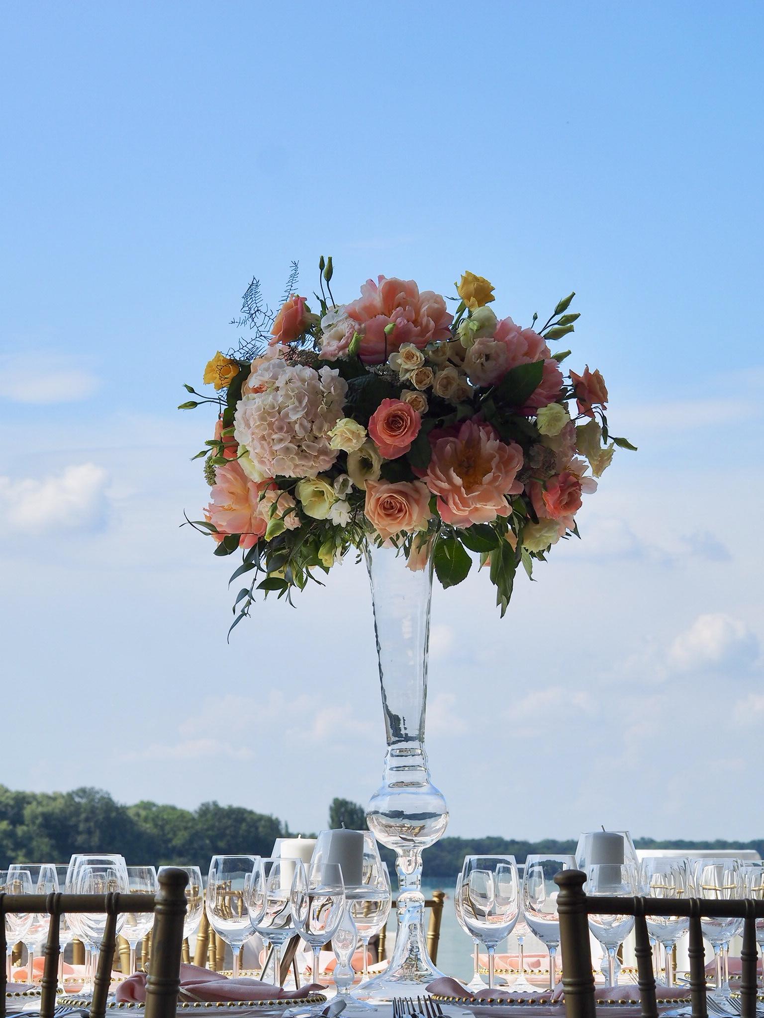 Organizare si design nunta Snagov Club