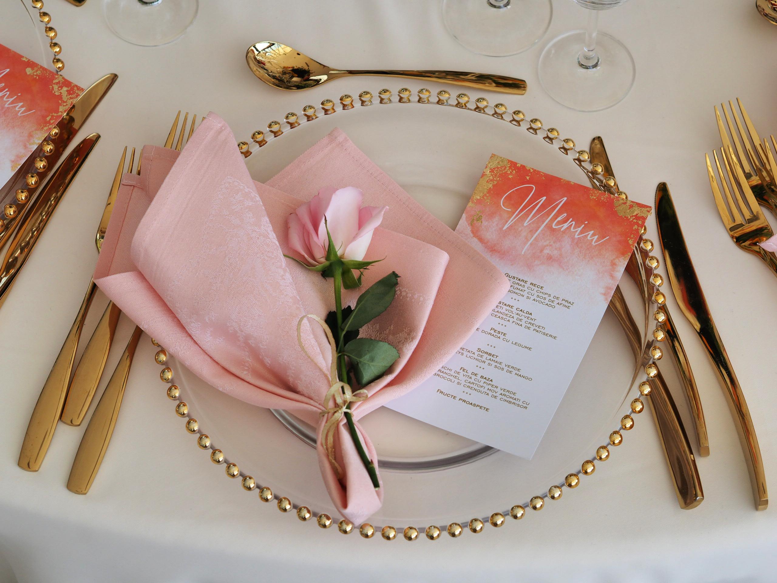 Servete nunta