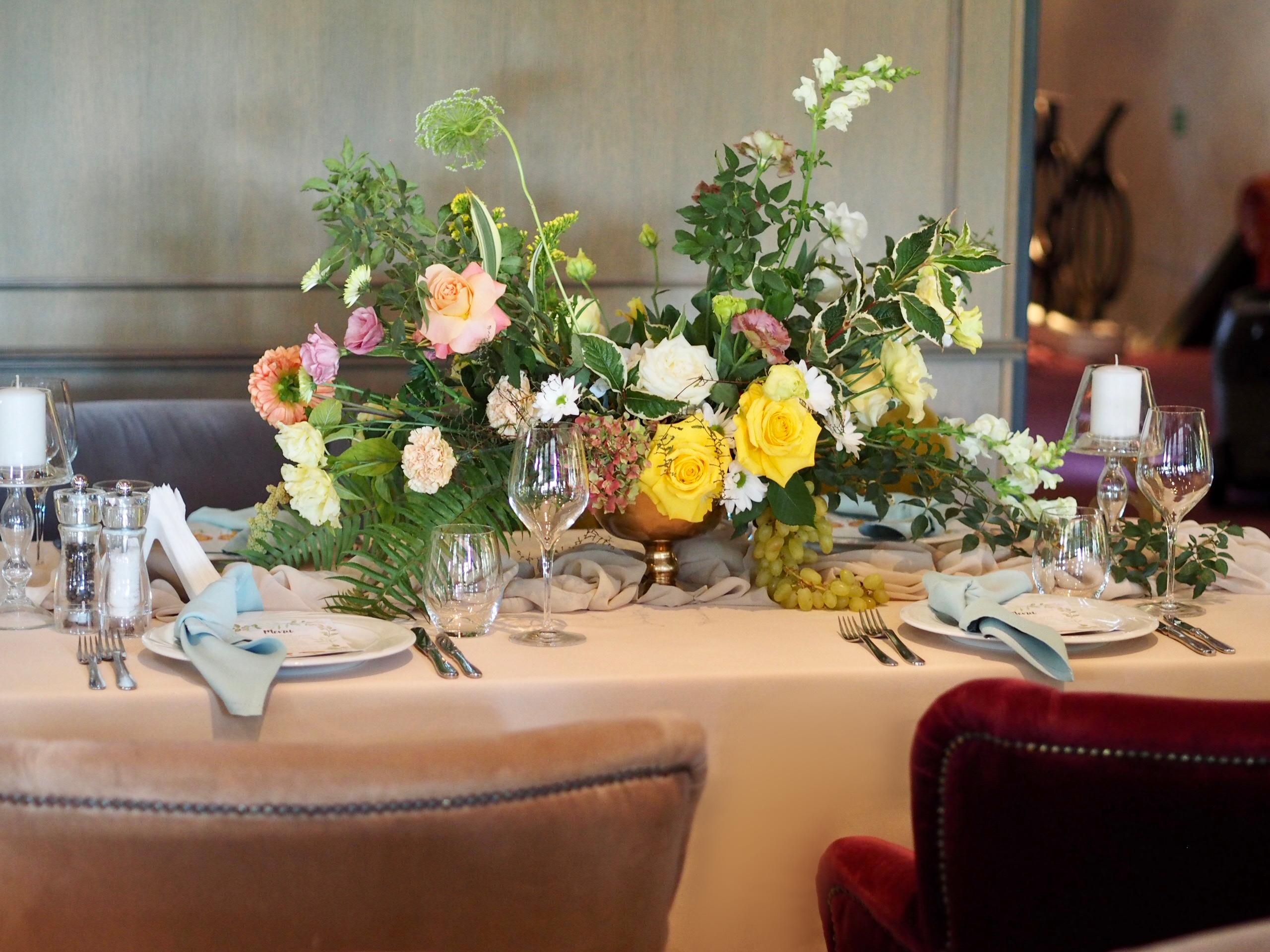 Aranjamente florale IDYLLIC Events