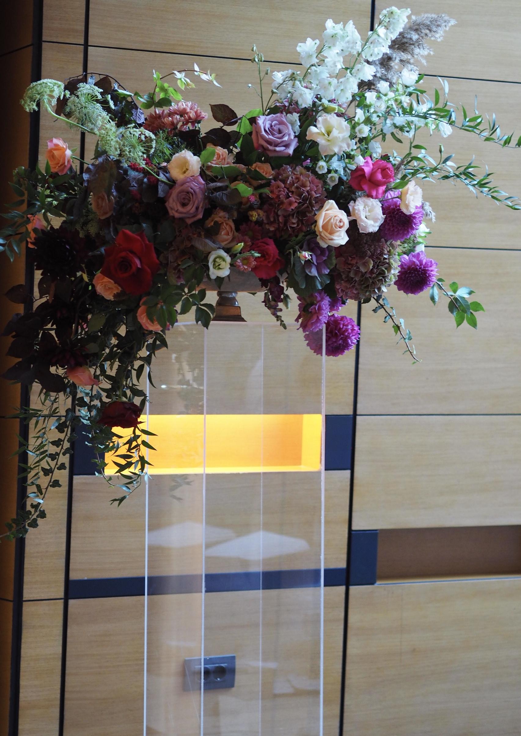 Aranjamente florale eveniment nunta