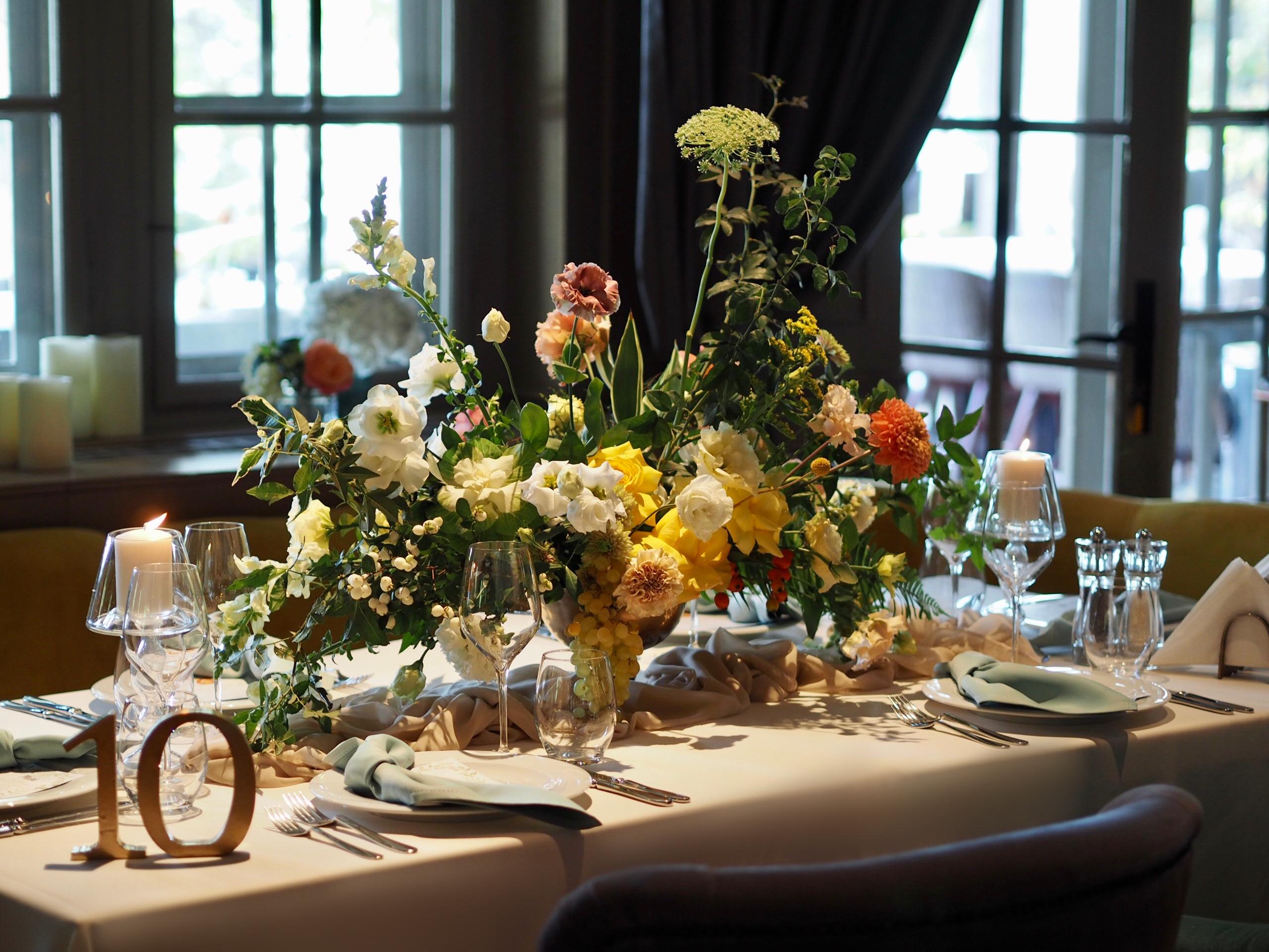 Botez restaurant Diplomat by IDYLLIC Events