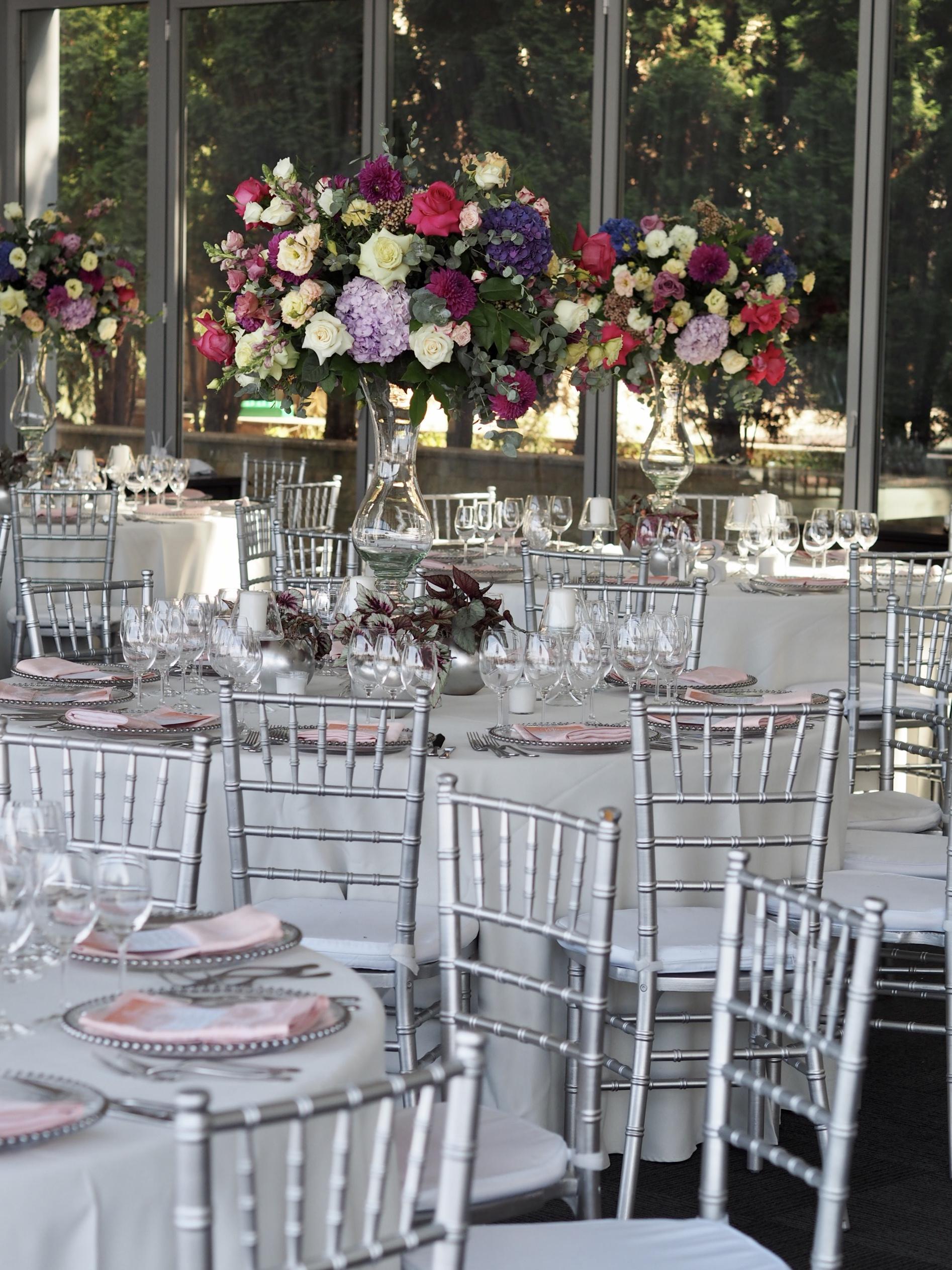 Design floral nunta Snagov Club
