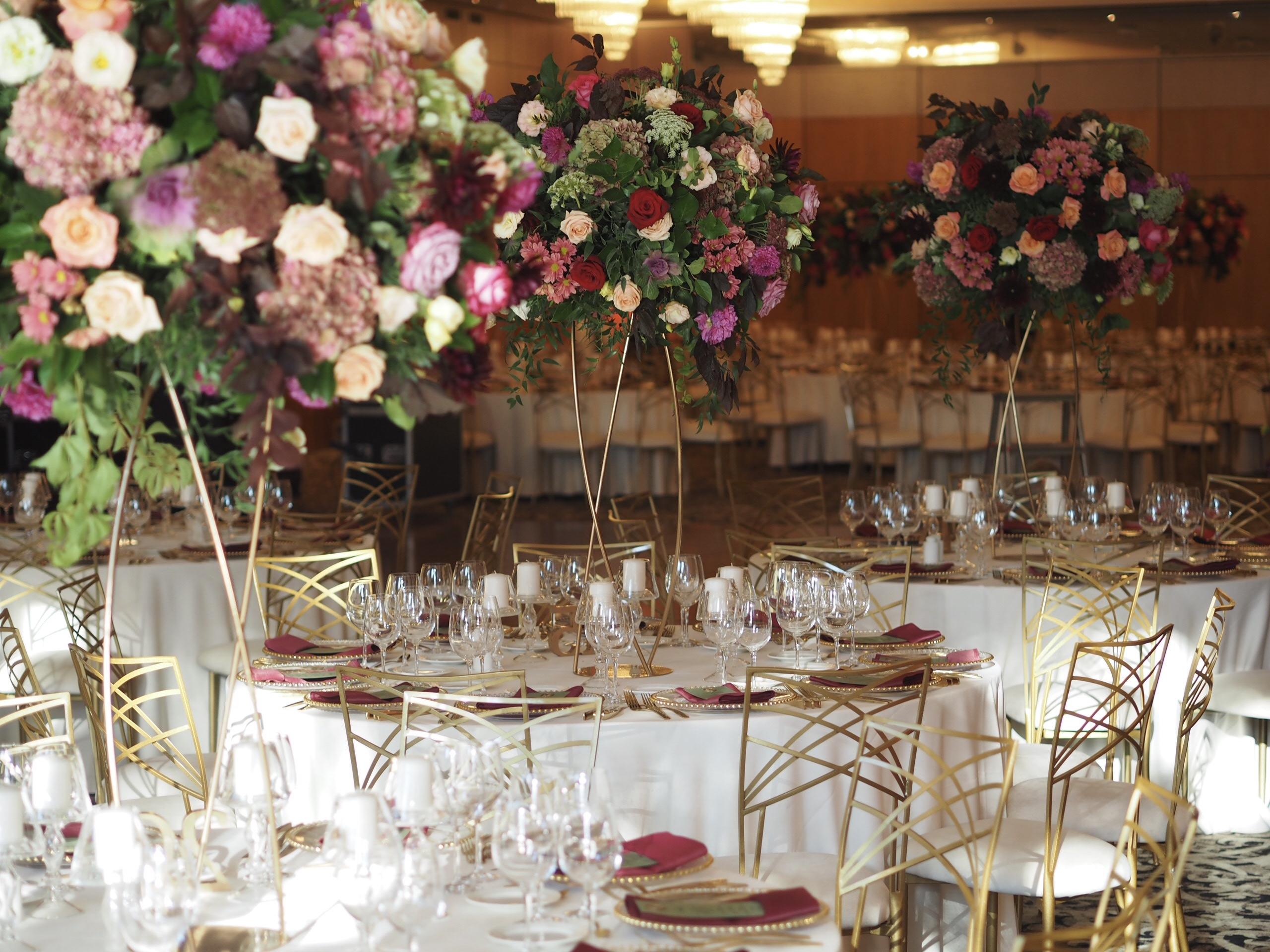 Organizare nunta Bucuresti Crowne Plaza